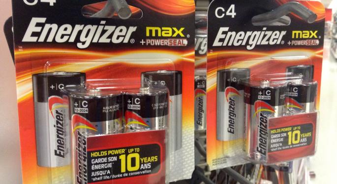 Amazon Batteries Threat Is Real, But Energizer Profit Growth Can Keep Going, And Going, And Going...