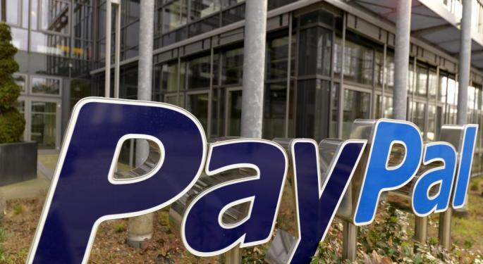 PayPal Spin Worth $35-40 Per Share, Wedbush Says