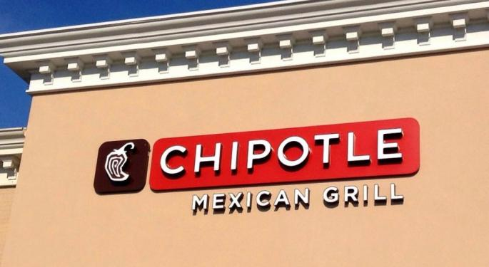 Oppenheimer Turns Bearish On Chipotle: Stock Is 'Too Spicy'