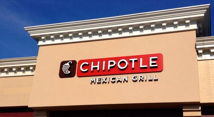 Wedbush Dishes Up 4 Reasons To Like Chipotle Mexican Grill