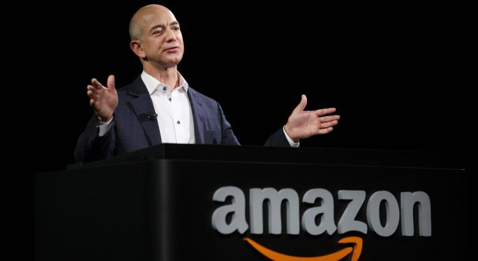 Amazon A Better Bet This Year Than Facebook Or Google, Bernstein Predicts