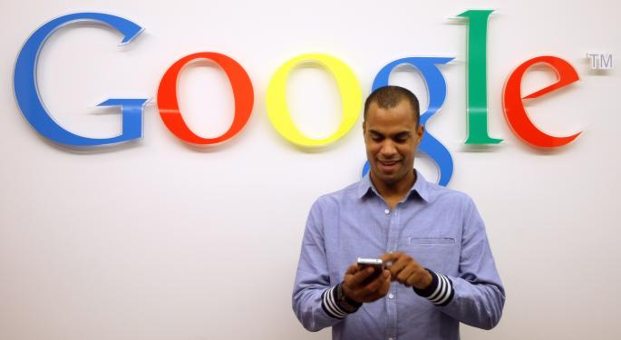 Google Alert: 'Epic' Battle Seen Brewing In The Cloud