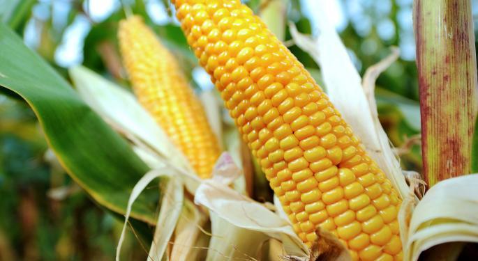 Syngenta Jumps 12% Amid News Of Monsanto Bid