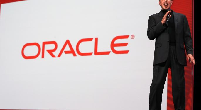 Oracle Downgraded At FBR On Headwinds, Lack Of M&A