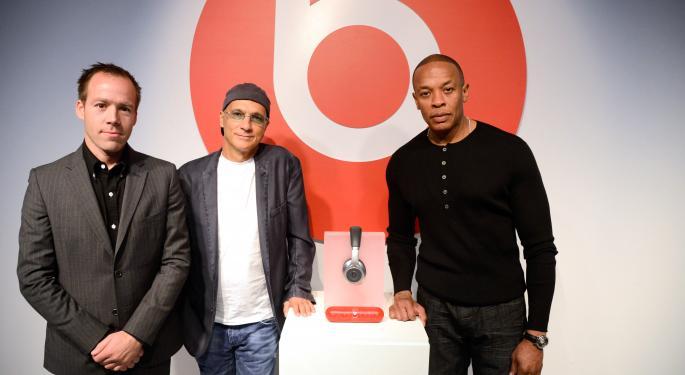 Apple Makes Monumental Beats Announcement