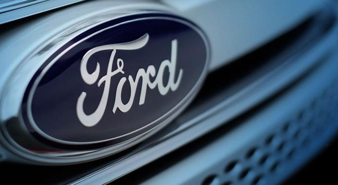 Former Amazon, Snap Exec Tim Stone To Join Ford As CFO