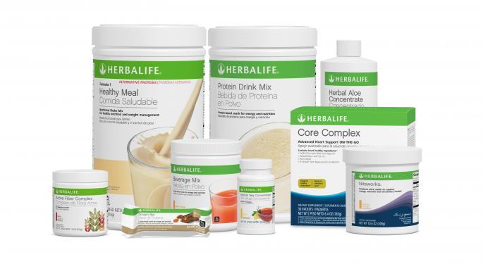 Former Herbalife CEO Returns To Post After Goudis Resigns Over Unspecified Comments