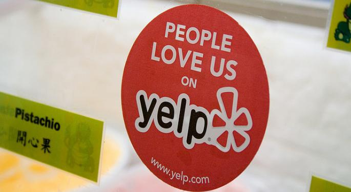 Yelp Shares Higher After Q2 Earnings Beat; CFO To Step Down