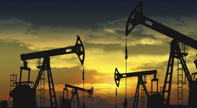 Crude Oil Resumes Downward Fall