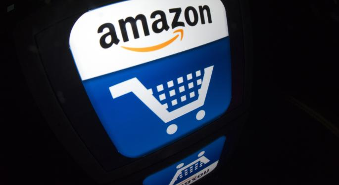 Amazon Upgraded To Buy At Canaccord; 6 Reasons To Like The Stock