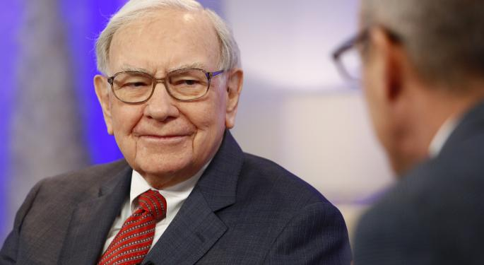 Warren Buffett's Bond Stance Propels Berkshire To Double Digit Earnings Growth
