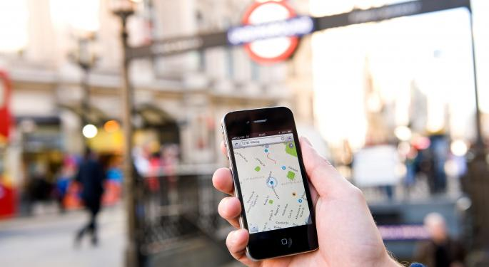 Surprise Data About the Success of Apple Maps