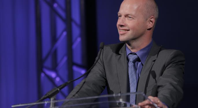 Sebastian Thrun Disrupts Higher Education With Udacity