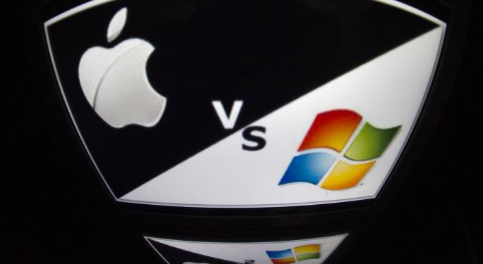 Microsoft Might Pay $350 For Your Apple iPhone Or iPad