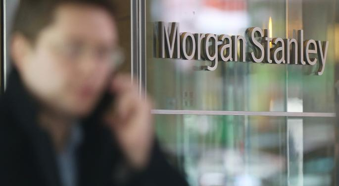 HOT Spin-Off Turns Morgan Stanley On
