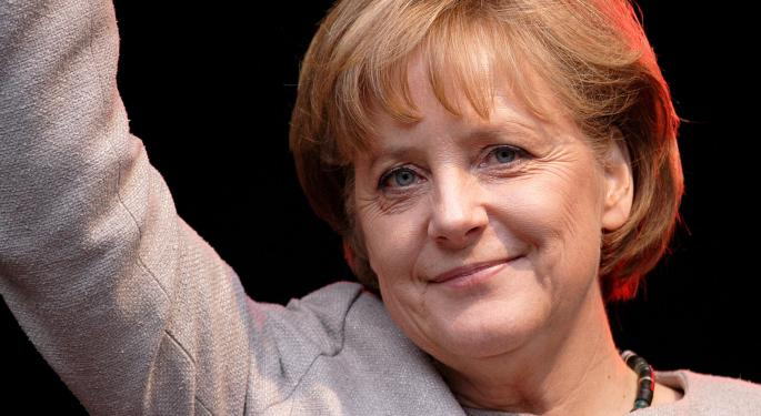 Merkel Advises Europe Against 'Complete Isolation From China:' FT
