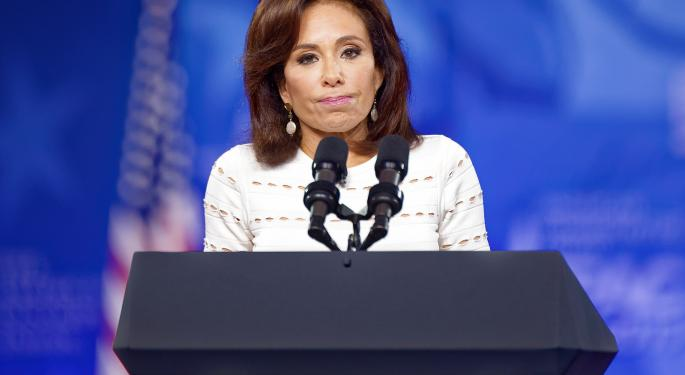 Judge Jeanine And CBD: Rise In Cannabis Opportunities Leads To Head-Scratching Partnerships