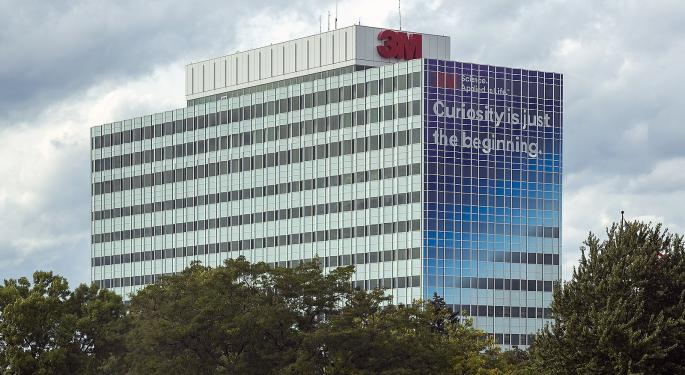 3M Analyst Sees Positive Risk-Reward After Q1 Miss, Sell-Off