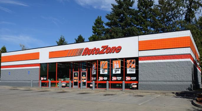 AutoZone's Solid Q3 Results, Strong Hub Strategy Keep UBS Bullish