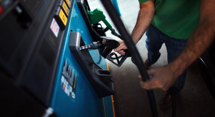 GasBuddy: Lowest Gas Prices Of 2014 Unfolding Right Now