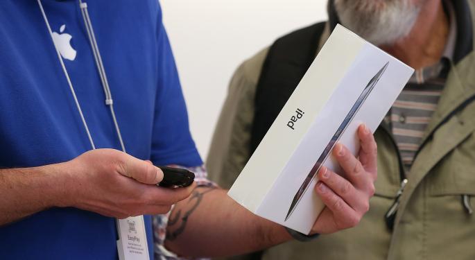 Leaked iPad 5 Video Draws 450,000 Viewers AAPL