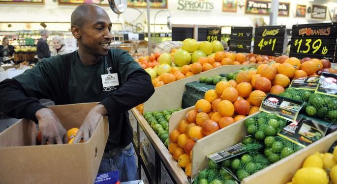 Sprouts Farmers Market More Than Doubles On First Day SFM