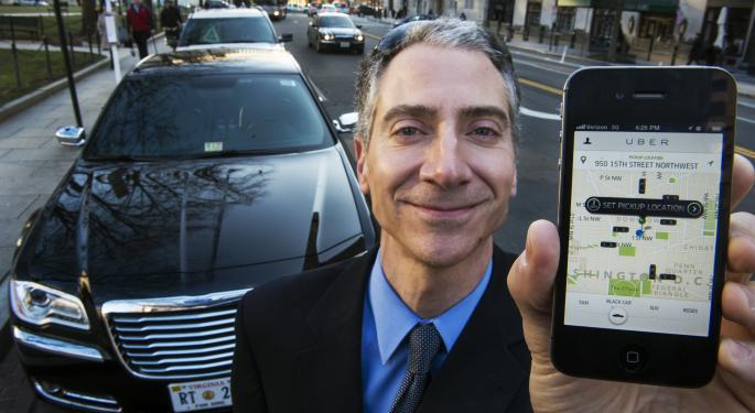Uber Goes Gourmet