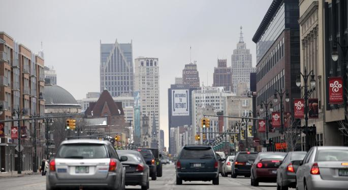Citi Names Stocks To Watch Ahead Of Detroit's International Auto Show