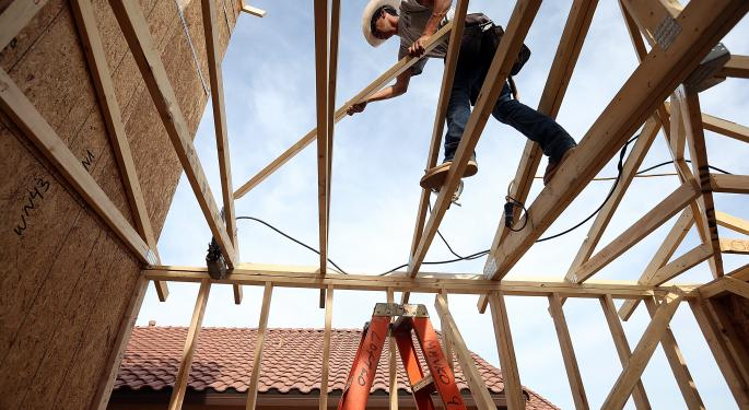 How Are Home Builders Holding Up?