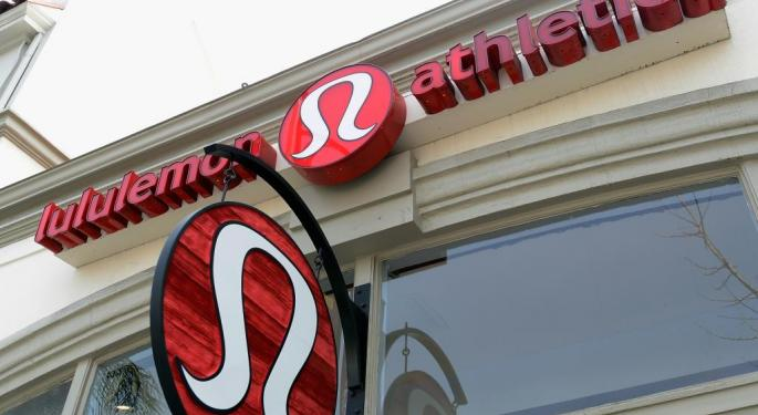 Wall Street Likes What It Sees At Lululemon