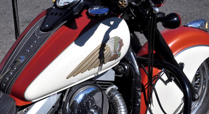 Welcome Back Indian Motorcycles With Polaris CEO Scott Wine PII