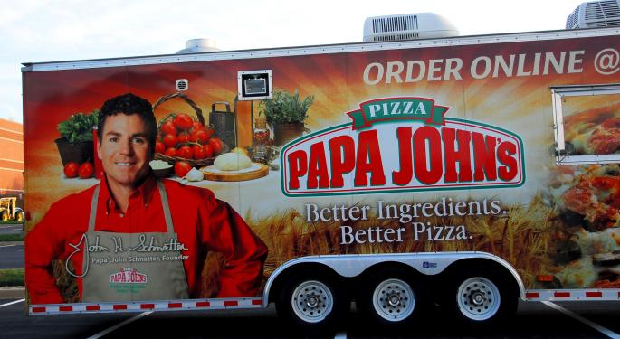 Papa John's Reaches Settlement With Ousted Founder