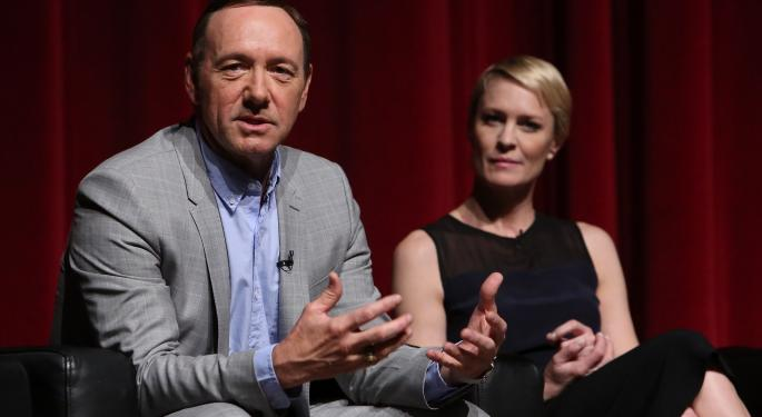 7 Brands Banking On 'House Of Cards' And Netflix This Weekend