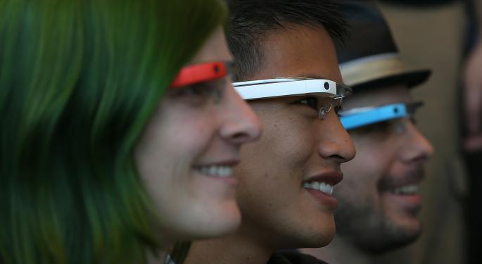 Google in Talks to Create Prescription Lenses, Designs for Google Glass
