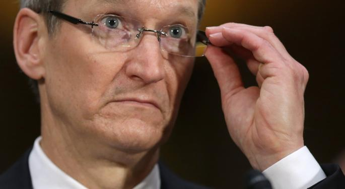 Tim Cook 'Ripped The Band-Aid' Off Apple's Guidance