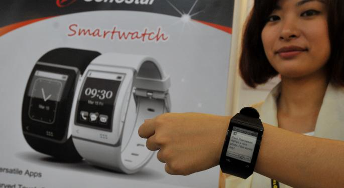 Smartwatches To Get Bitcoin Technology
