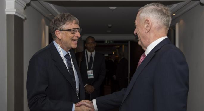 Bill Gates: Tech Titan To Famed Investor