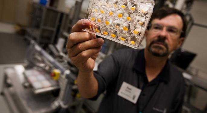 Big Biotech Stocks See Declining Short Interest