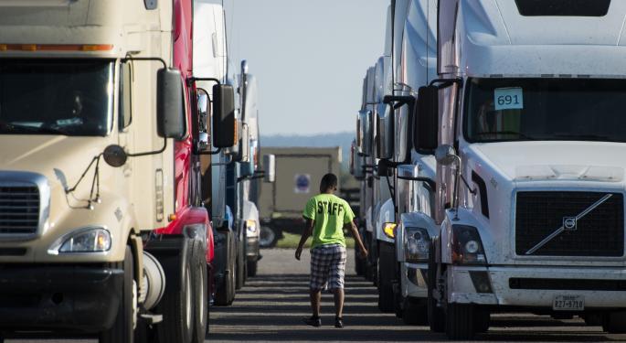 Morgan Stanley, Stifel Analysts Have Wildly Divergent Views On Freight Brokerages
