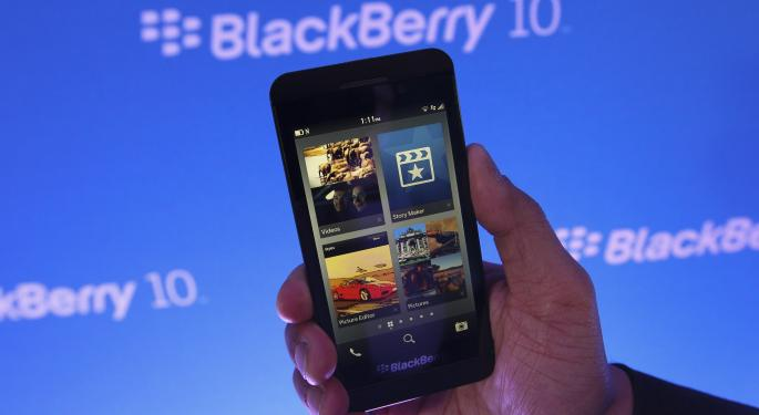 Blackberry Attempts To Rebound From IBM/Apple Deal