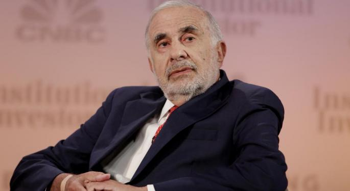 Did Carl Icahn Really Just Say That?