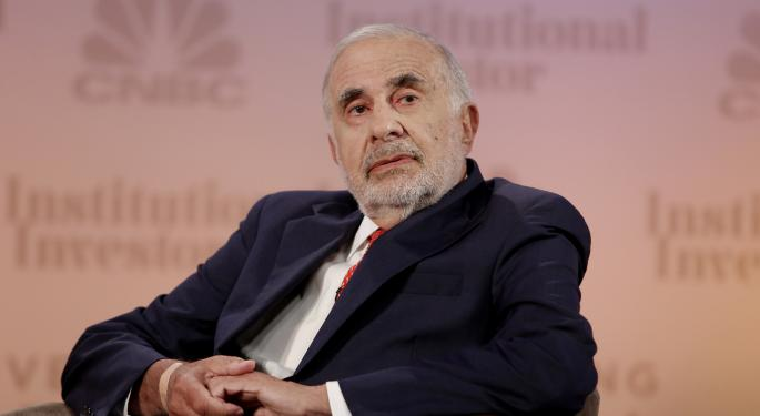 Carl Icahn's Top Six Positions