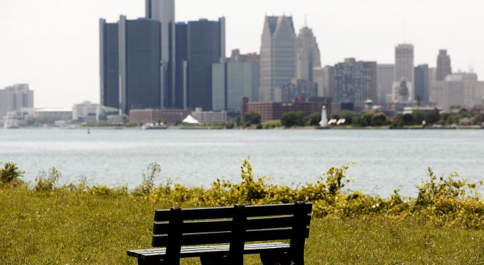 Resurgent Detroit: 5 Ways The Motor City Is Getting Fit