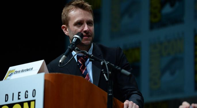 TV's Top Nerd Chris Hardwick Talks 'Talking Dead' and Show Formats
