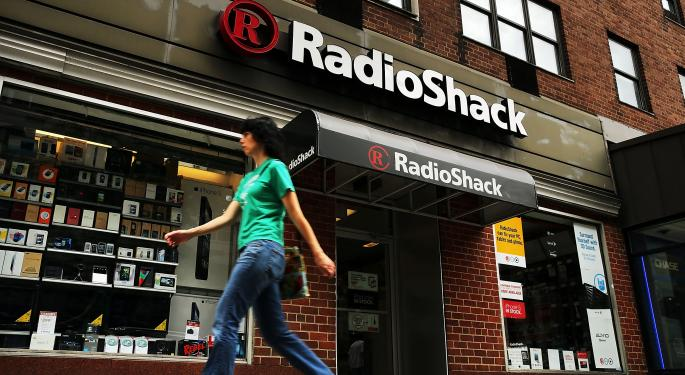 The Case Against: RadioShack RSH