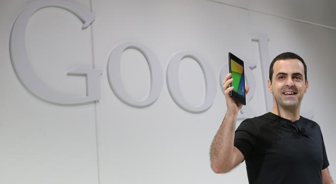 SLIDESHOW: Google Tops Apple, Hewlett-Packard Builds A SmartPhone & More From The First Week Of August