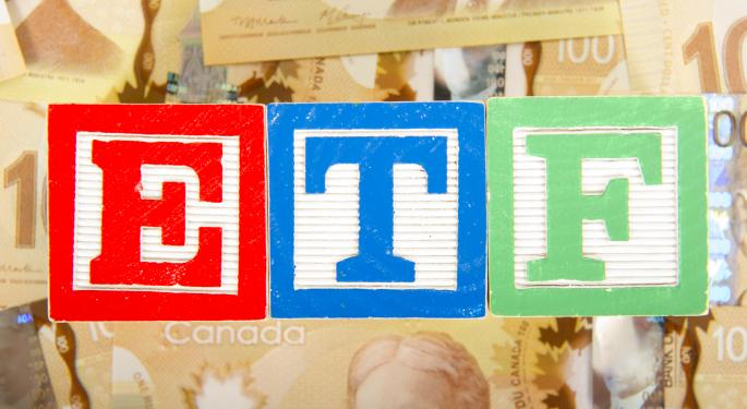 Preferred Stock ETFs Press Higher, Ignore Interest Rate Spike