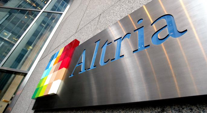 Altria: The Model Of Technical Bullishness