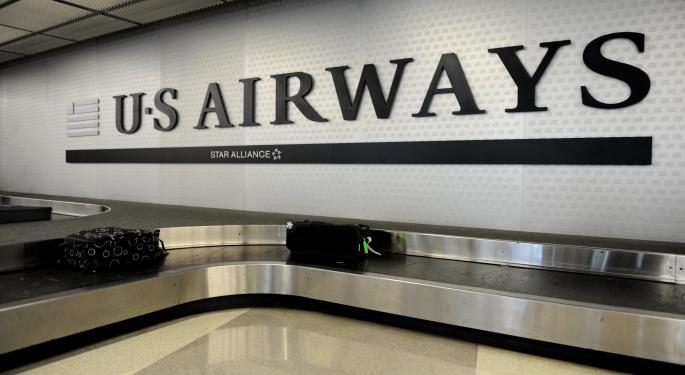 U.S. Airways Sees Short Interest Swell DAL, LUV, UAL