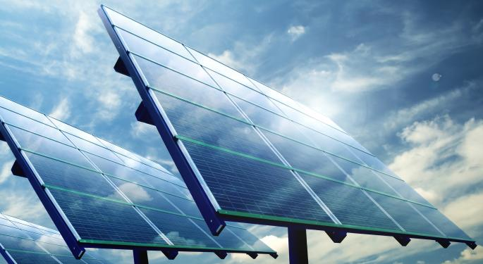The Blackstone Group - Vivint Solar IPO: A Potential Green Triple-Play?